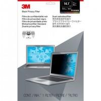 """Filtre de confidentialité 3M pour ordinateur portable à écran panoramique 14,1"""" (format 16:10) (PF141W1B)"""