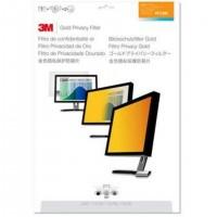 """Filtre de confidentialité or 3M pour ordinateur portable à écran panoramique 17"""" (format 16:10) (GF170W1B)"""