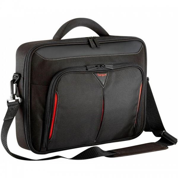 sacoche noir targus classic jusqu 39 18 pouces pour ordinateur portable targus cn418 ufp online. Black Bedroom Furniture Sets. Home Design Ideas
