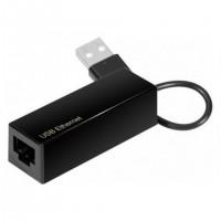 Adaptateur réseau USB 2.0 Gigabit - à cordon