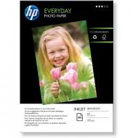 Papier Photo Semi-Glacé HP pour Imprimante
