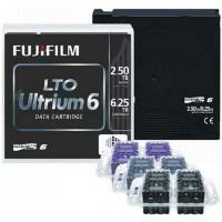 LTO Ultrium 6, 2.5/6.25 TB, Library Pack, 20 pcs