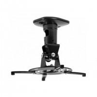 Support vidéoprojecteur plafond, bras de 220 mm, platine