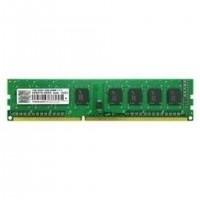 Transcend 2GB, DDR3, PC1066, CL7, 240 PIN DIMM, 2 Go, DDR3, 240-pin DIMM