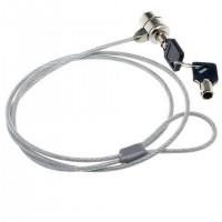 Antivol type câble à encoche sytème à code 4 digits, 1.80m