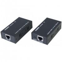 EXTENDEUR HDMI FHD 60M SUR 1XRJ45