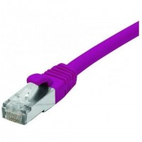 Connect 854415, 10 m, Cat6, F/UTP (FTP), RJ-45, RJ-45, Violet