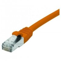 CUC Exertis Connect 854426, 10 m, Cat6, F/UTP (FTP), RJ-45, RJ-45, Orange
