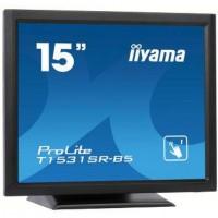 "38.1 cm (15"") TN LED, Resistive, 1024 x 768, 4:3, 700:1, 8ms, VGA, HDMI, DP, RMS 2W"
