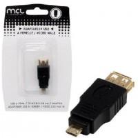 Adaptateur USB A femelle / Micro USB mâle