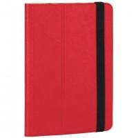 """Foliostand Étui universel pour tablette 7-8"""" - Rouge"""