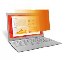 """Filtre de confidentialité tactile or 3M pour ordinateur portable plein écran 13,3"""" (GF133W9E)"""