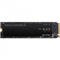 Western Digital Black SN750, 500 Go, M.2, 3470 Mo/s, 8 Gbit/s