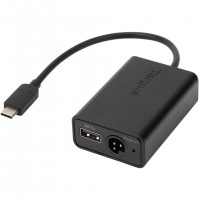 Adaptateur multiplexeur USB-C - noir