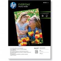 Papier Photo Glacé HP pour Imprimante