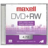 DVD+RW 5 Pack