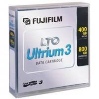 Fujifilm LTO Tape 400GB Ultrium 3, LTO, 800 Go, 1000000 passages, 160 Mbit/s, 40 Mo/s, 10 - 45 °C