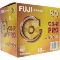 CD-R Audio Pro 80 min, 10 pcs