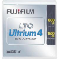 Fujifilm LTO Ultrium 4 Data Cartridge, LTO, 1600 Go, 1000000 passages, 30 année(s), 120 Mo/s, 240 Mo/s