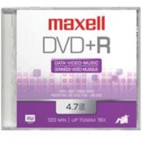 DVD+R 10 Pack