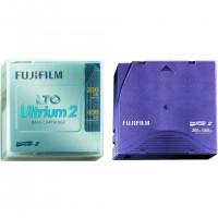 Fujifilm LTO Tape 200GB Ultrium 2, LTO, 400 Go, 1000000 passages, 80 Mbit/s, 20 Mo/s, 10 - 45 °C